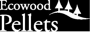 Ecowood Pellets   Premium Grade Wood Pellets Retina Logo